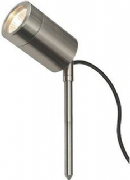 GU10 Stainless Steel Spike Light (GU10SPIKEL)